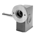 CE34 Right Angle Gear Reducer with DC Motor Frame