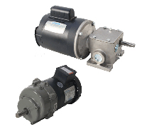 Inline Parallel Shaft Gearmotors More Info